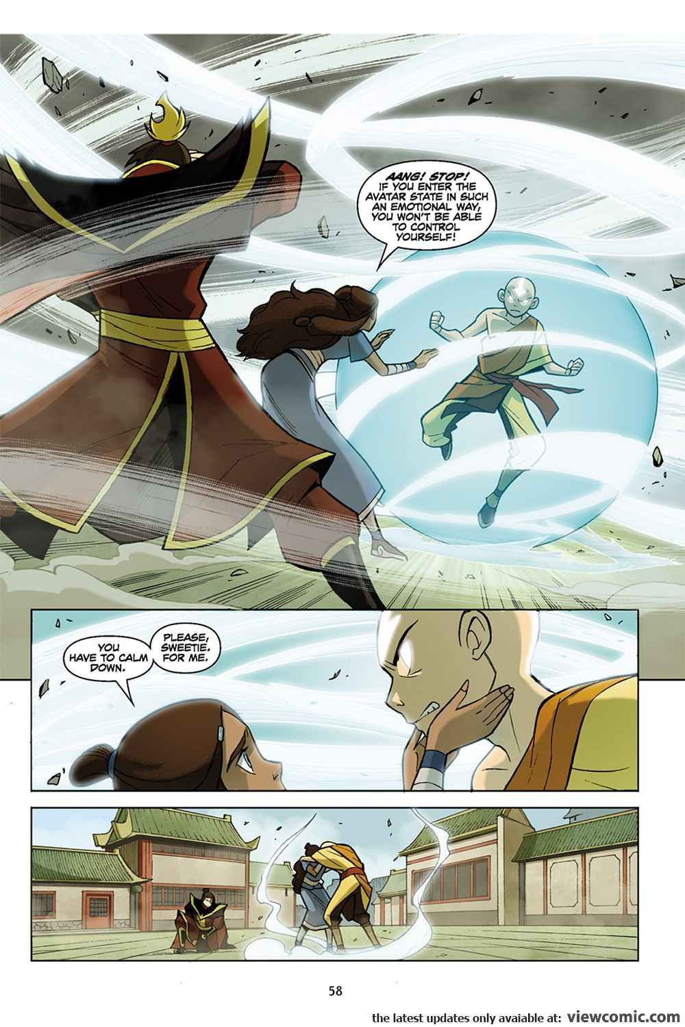 Avatar – The Last Airbender – The Promise Part 1 (2012