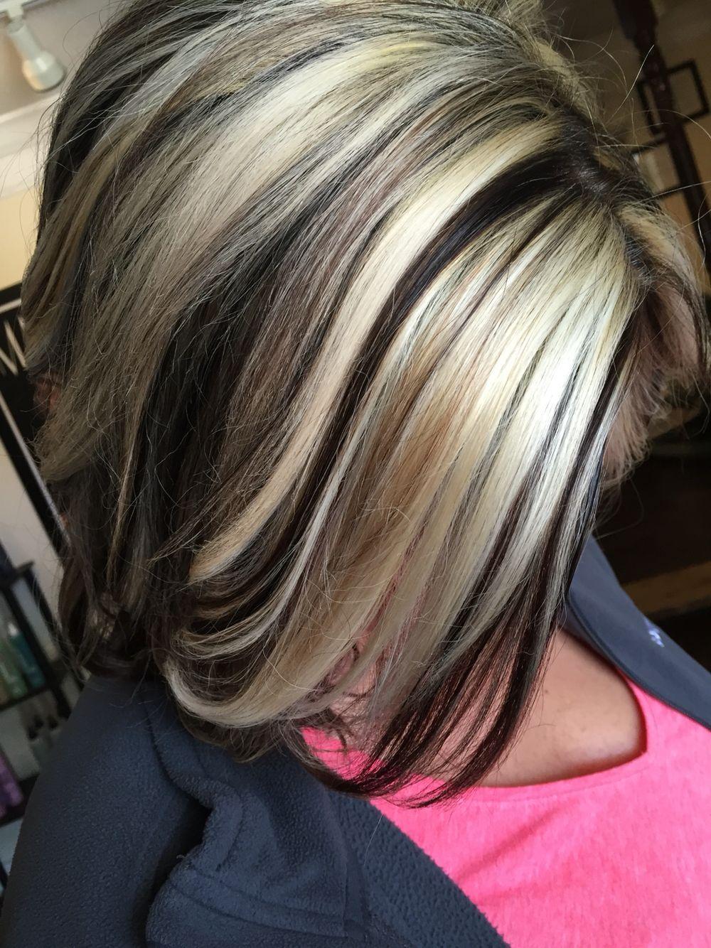 наветреной картинки мелирование на светлые волосы темными прядями только