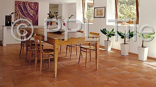 tile floor  patterned saltillo look but without the