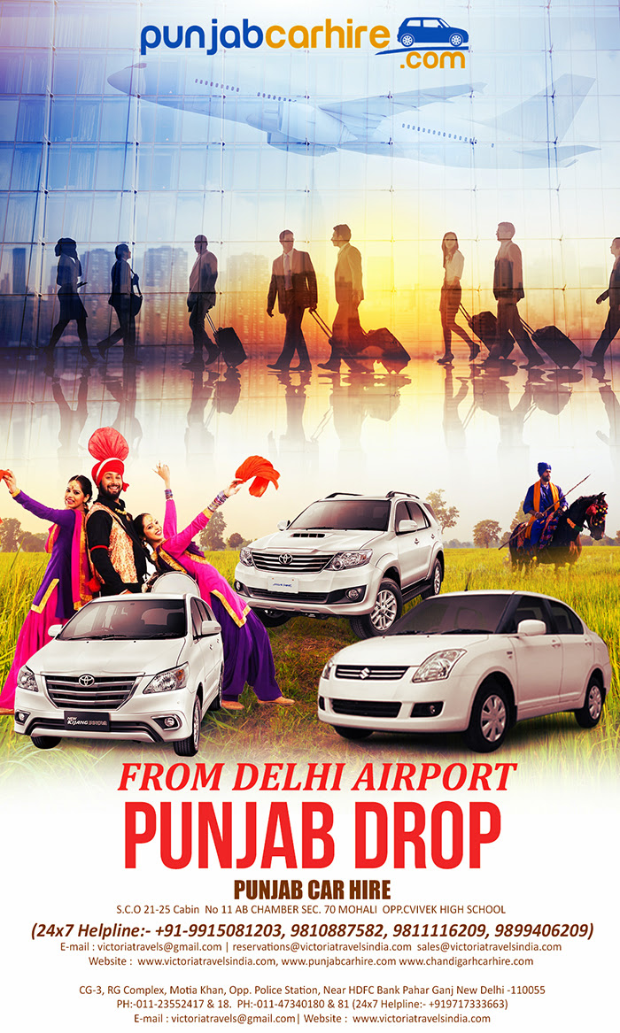 Pin By Punjab Car Hire P Ltd On Taxi From Delhi Airport To Punjab