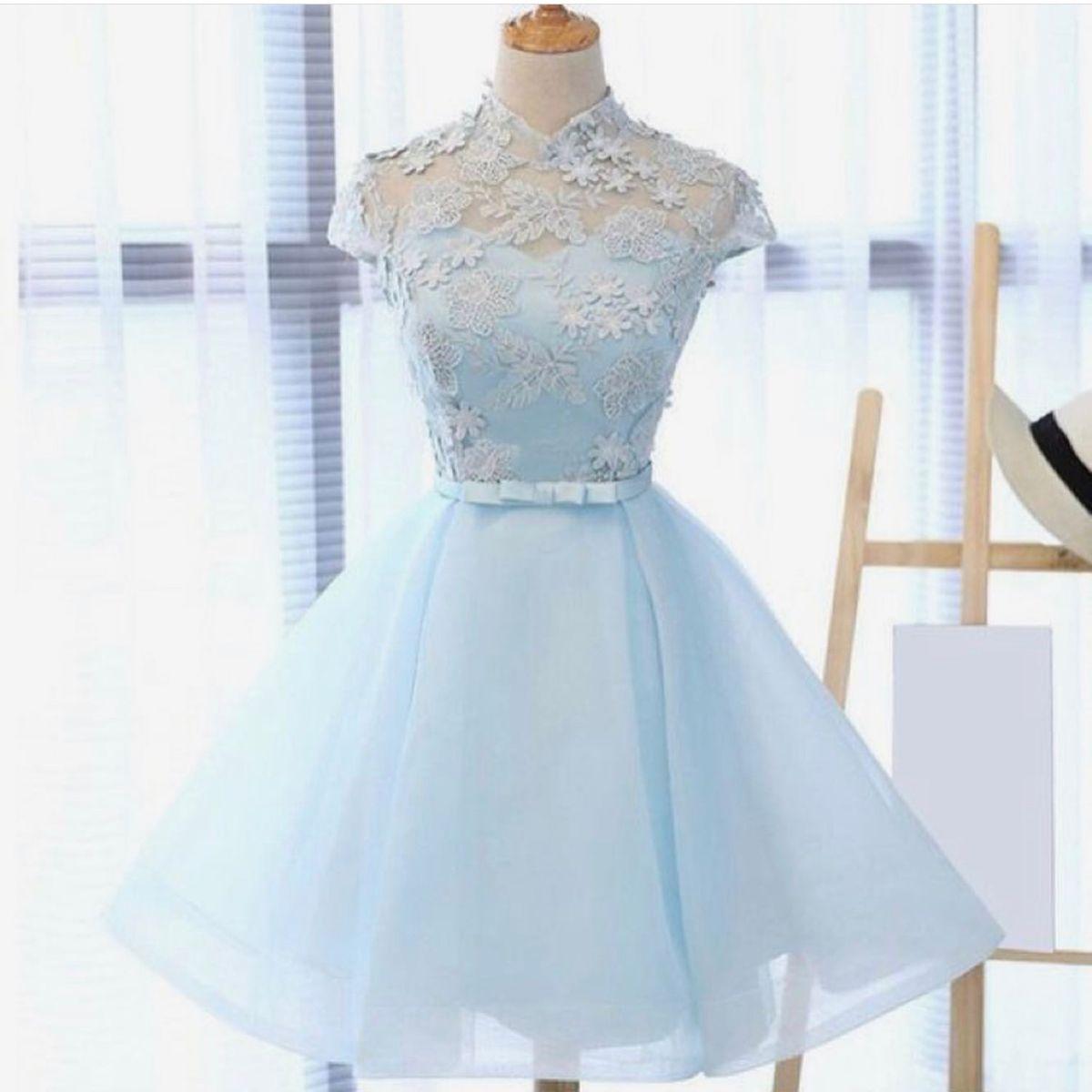 Pin By Ruby Stella Cortez On F A S H I O N Sweet 16 Dresses Sweet 16 Dresses Short Prom Dresses Short Blue [ 1200 x 1200 Pixel ]