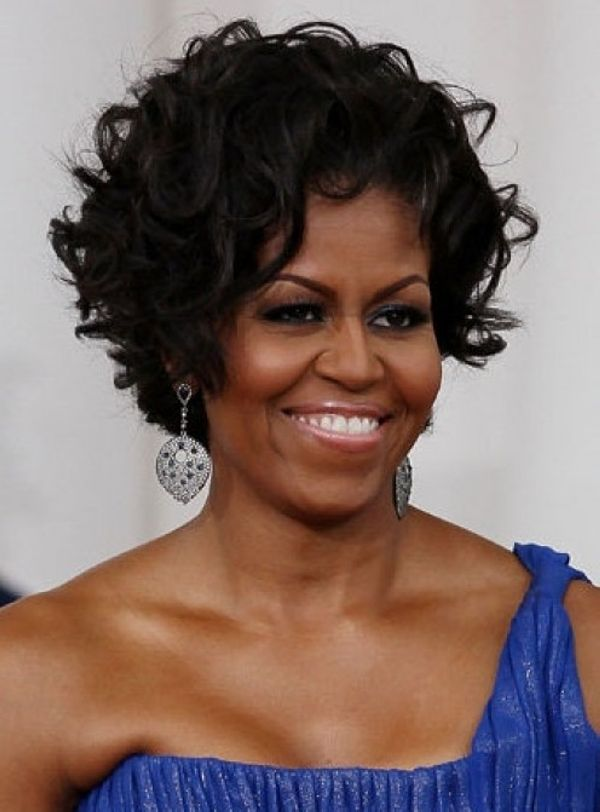 Formal Hairstyles Short Natural Hair : Cool short curly hairstyles for black women 2012 pictures