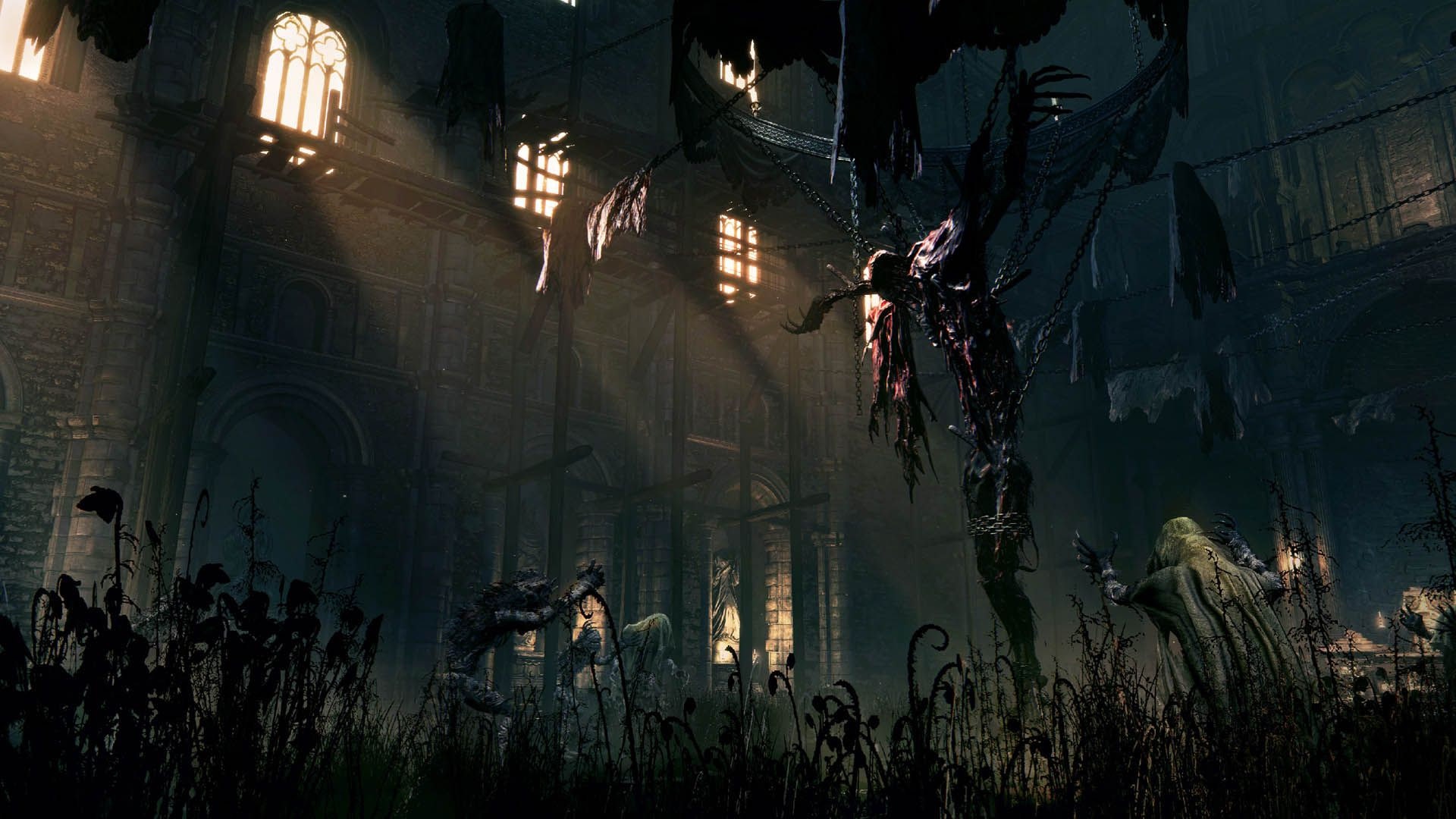 Video Game Bloodborne Wallpaper | Jeux Video | Pinterest ...