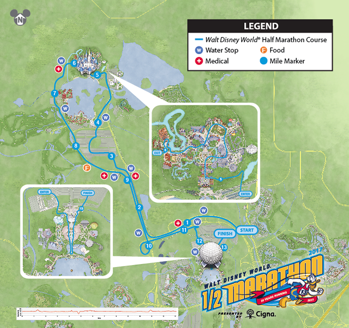 RunDisney - Walt Disney World Marathons, Disney Half Marathon ... on