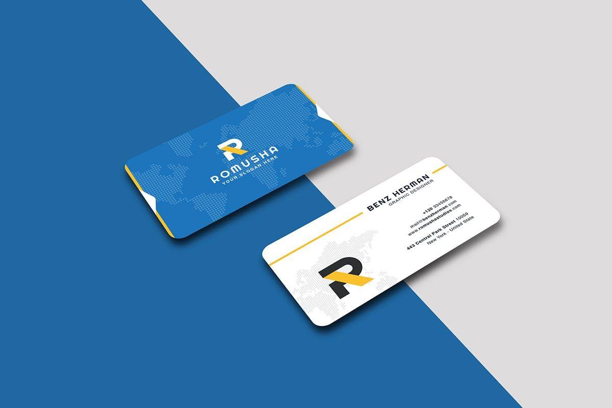 Professional Business Card Calling Card Template Custom Printable Photographer Faceb Digital Business Card Photography Business Cards Cute Business Cards