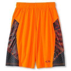 ac5efed0afb2 C9 Champion® Boys  Premium Basketball Shorts - Orange