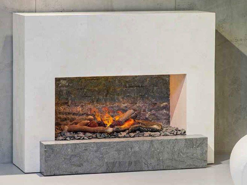 Santos chimenea el ctrica by british fires home - Fabricantes de chimeneas ...