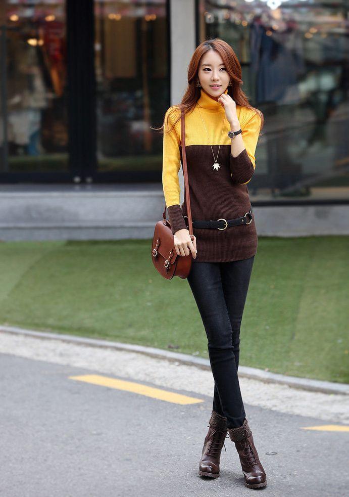 ropa casual korean - Buscar con Google