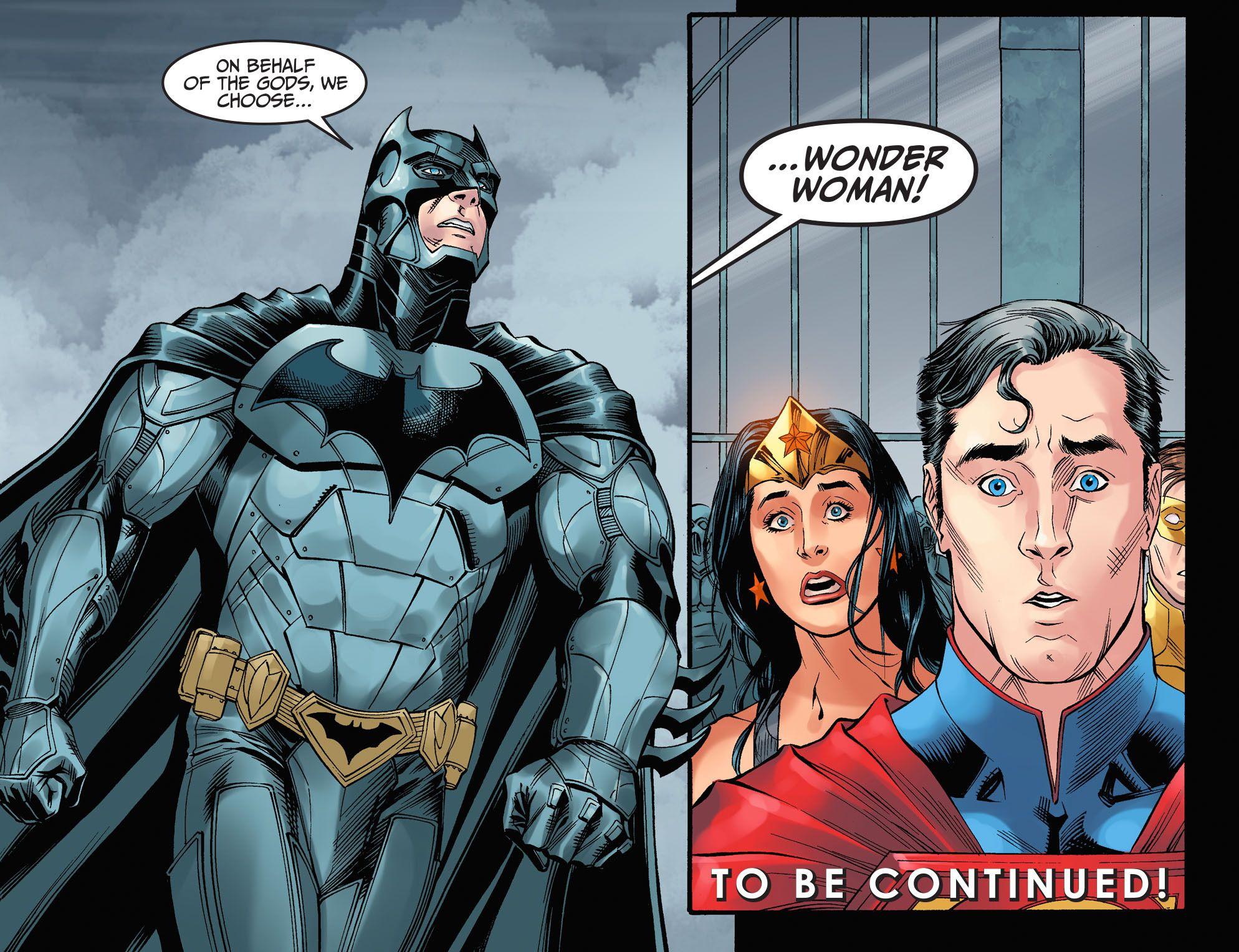 Injustice Gods Among Us Year Four Issue 7 Read Injustice Gods Among Us Year Four Batman Wonder Woman Superhero Comic Superman Wonder Woman