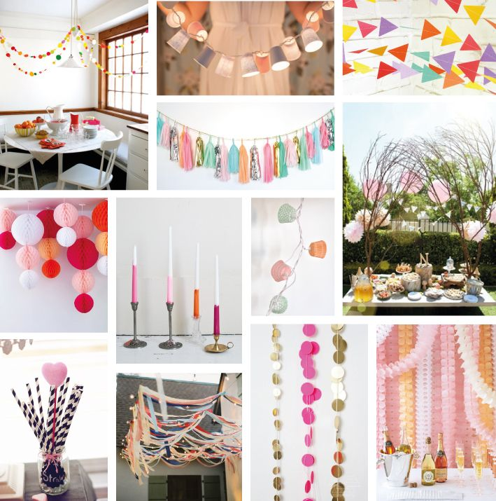 PaperDivas Blog - DIY Party Decorations