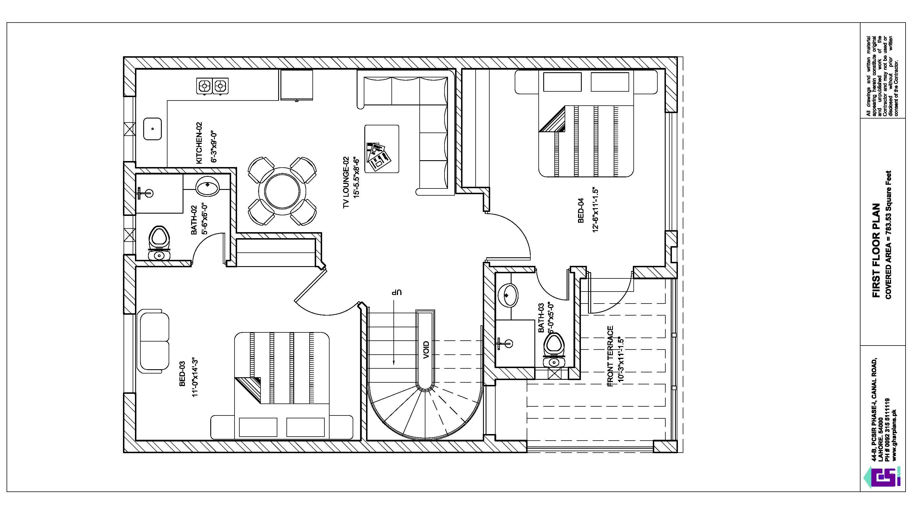 5 Marla Pakistani Home Design With Basement Floor Ghar Plans Basement Flooring House Design Free House Design