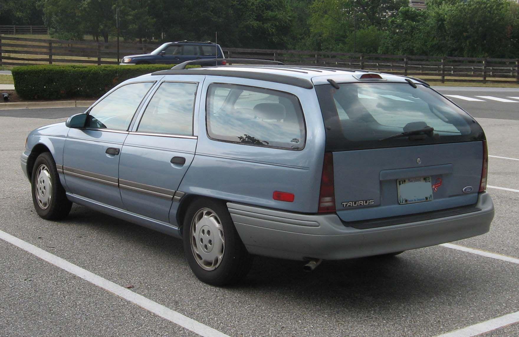 1995 Ford Taurus Wagon Wagon Ford Car Ford