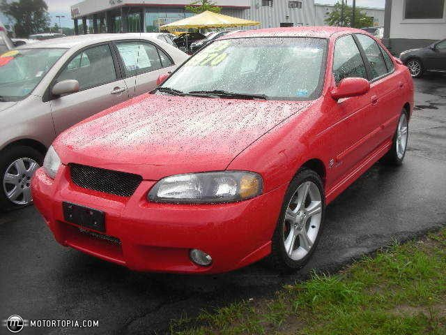Image Detail For Photo Of A 2002 Nissan Sentra Ser Spec V 4 Door Spec V Nissan Sentra Nissan Cool Cars