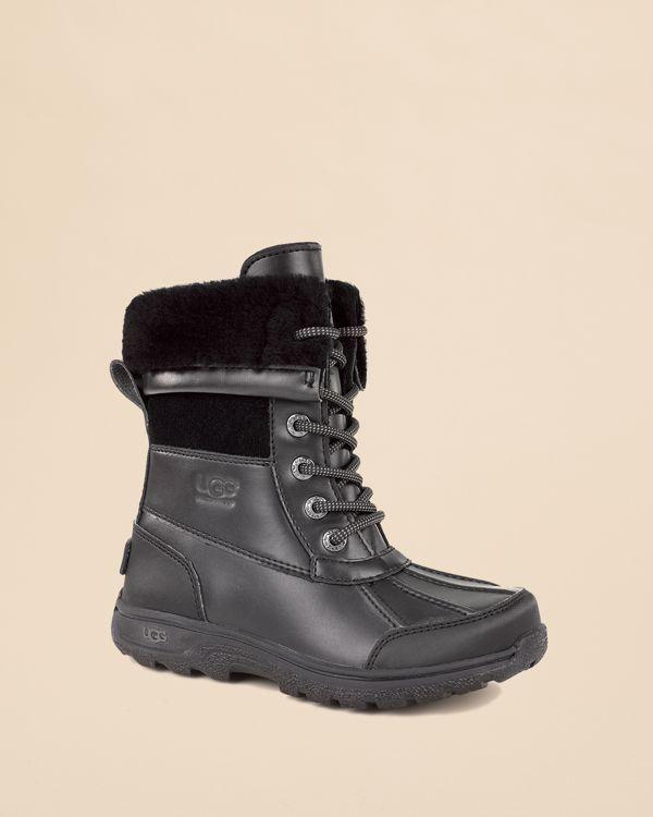 7af9cecf62f Ugg Australia Boys' Butte Ii Boots - Little Kid, Big Kid   Products ...
