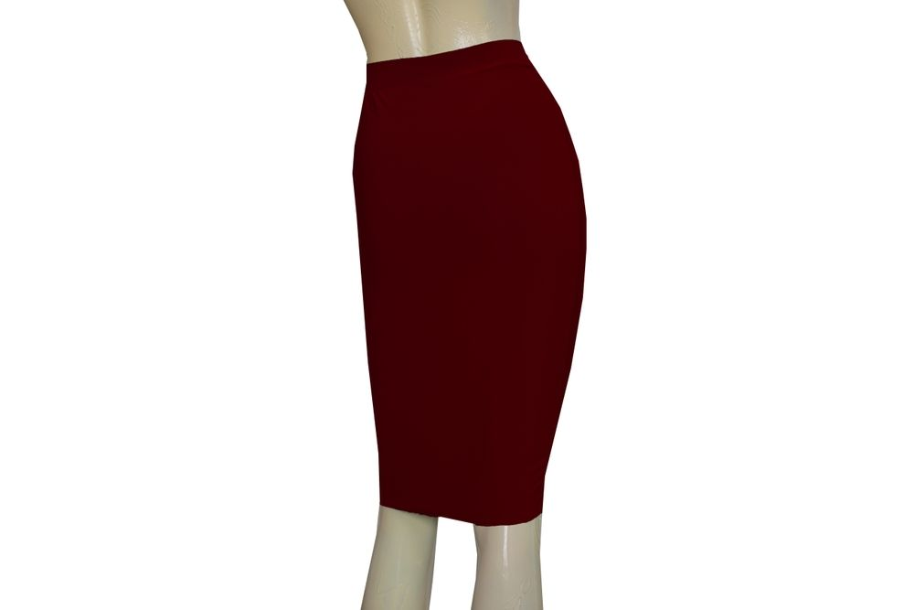 2d321ee9776 Sexy wine skirt. Fitted midi skirt. Casual plus size bottoms ...