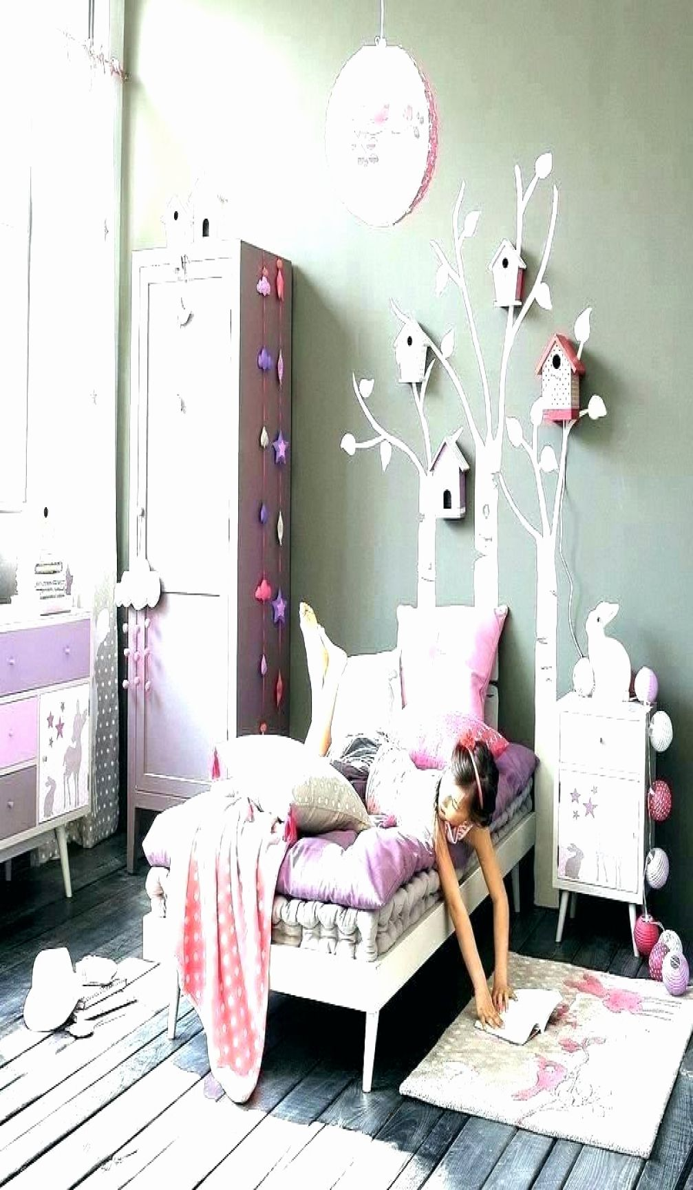 Decoration Chambre Fille 10 Ans Gran A Ans Photo Idee Deco Chambre