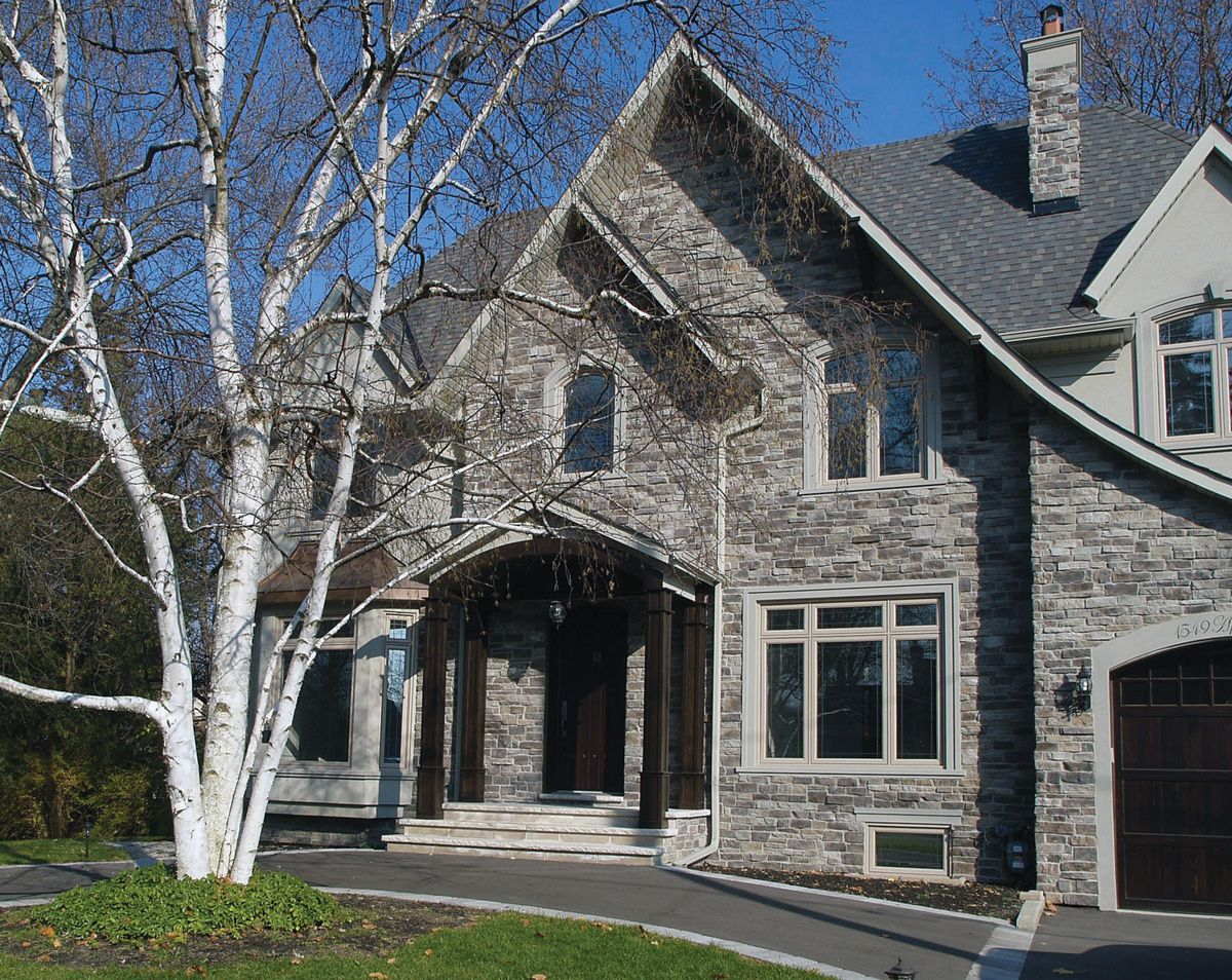 exterior stone veneer how to choose
