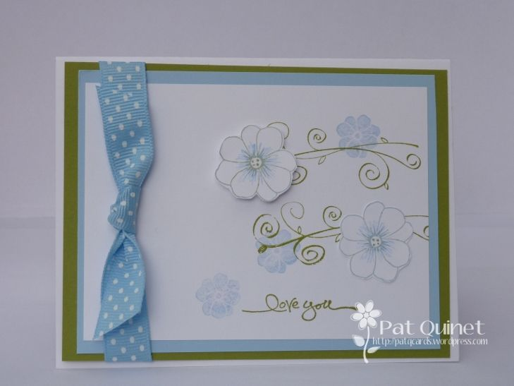soft and subtle card love it