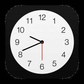 Clock Icon Ios 7 Clock Icon Clock App Logo