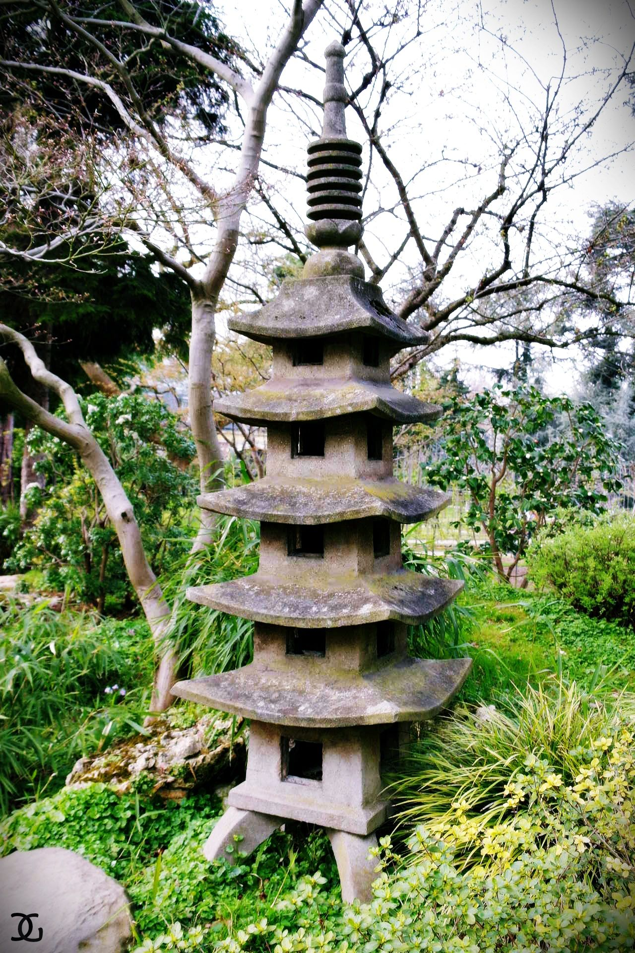 Japanes Garden S Izobrazheniyami Sadovye Kamni