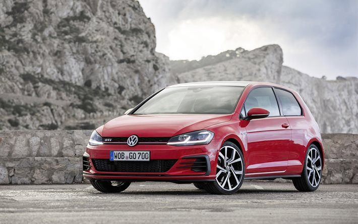 VW Modifies The Golf 7 As Two And Four Entryway In Addition GTI GTE GTD R Variant Is Lead Of Brand