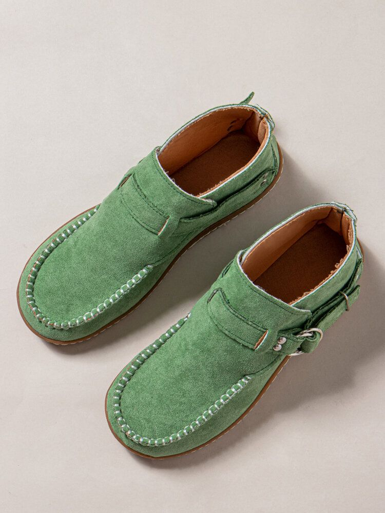 Brown Boots Womens Boots Leather Shoes Hand Stitched Brown And Green Leather Shoes Green Boots Brown Leather Shoes Womens Brown Shoes
