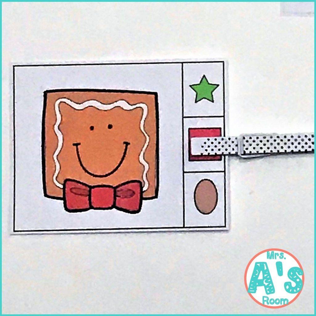 Gingerbread Math Activities