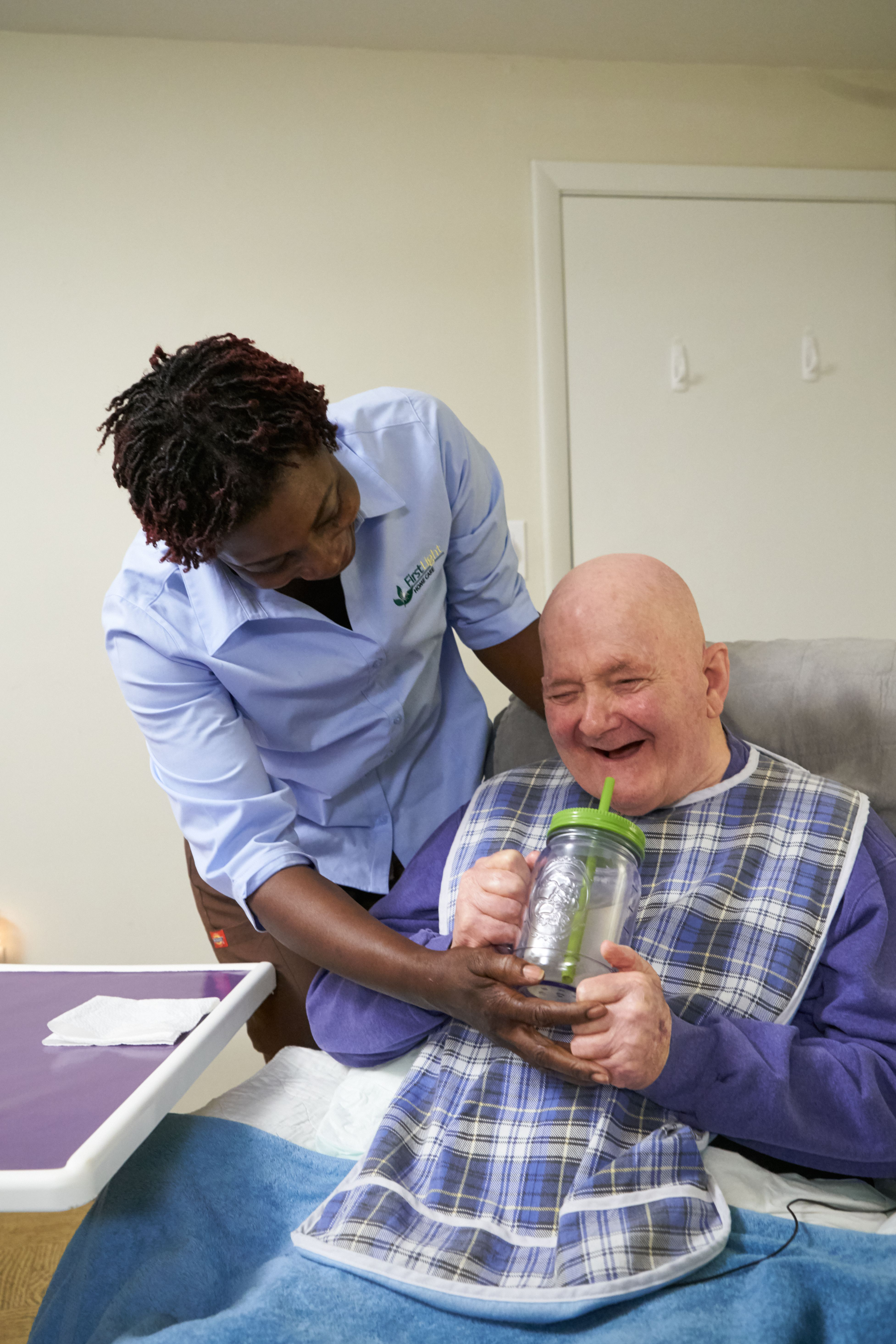 Personal Care Aid Services for Elderly Personal care