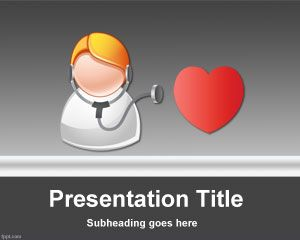 Hypertension powerpoint template is a free ppt template for hypertension powerpoint template is a free ppt template for medical presentations that you can use for toneelgroepblik Image collections