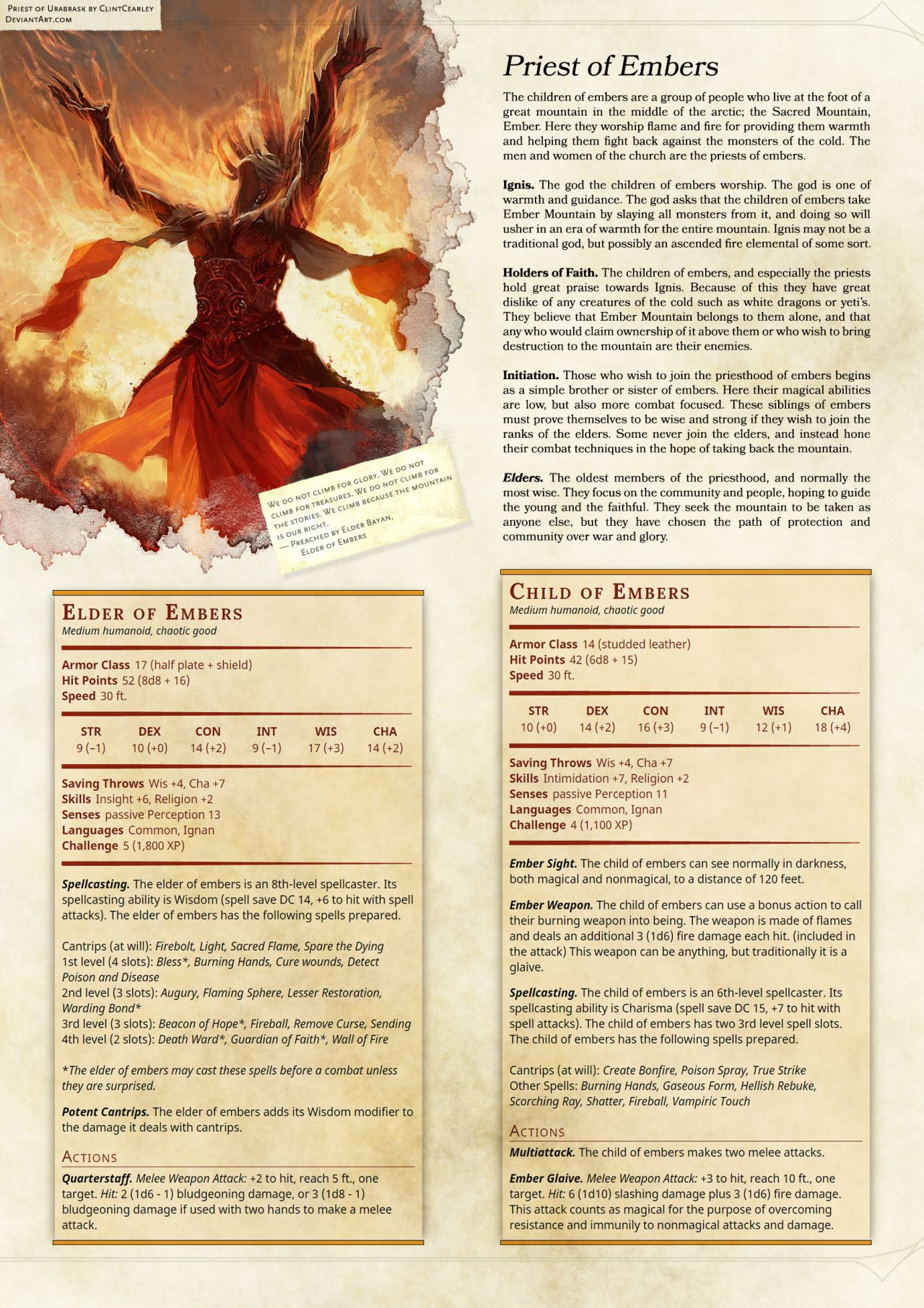 Dnd 5e Homebrew Arctic Monster Expansion Dnd 5e Homebrew D D Dungeons And Dragons Dnd Specializing in creative & design direction. pinterest