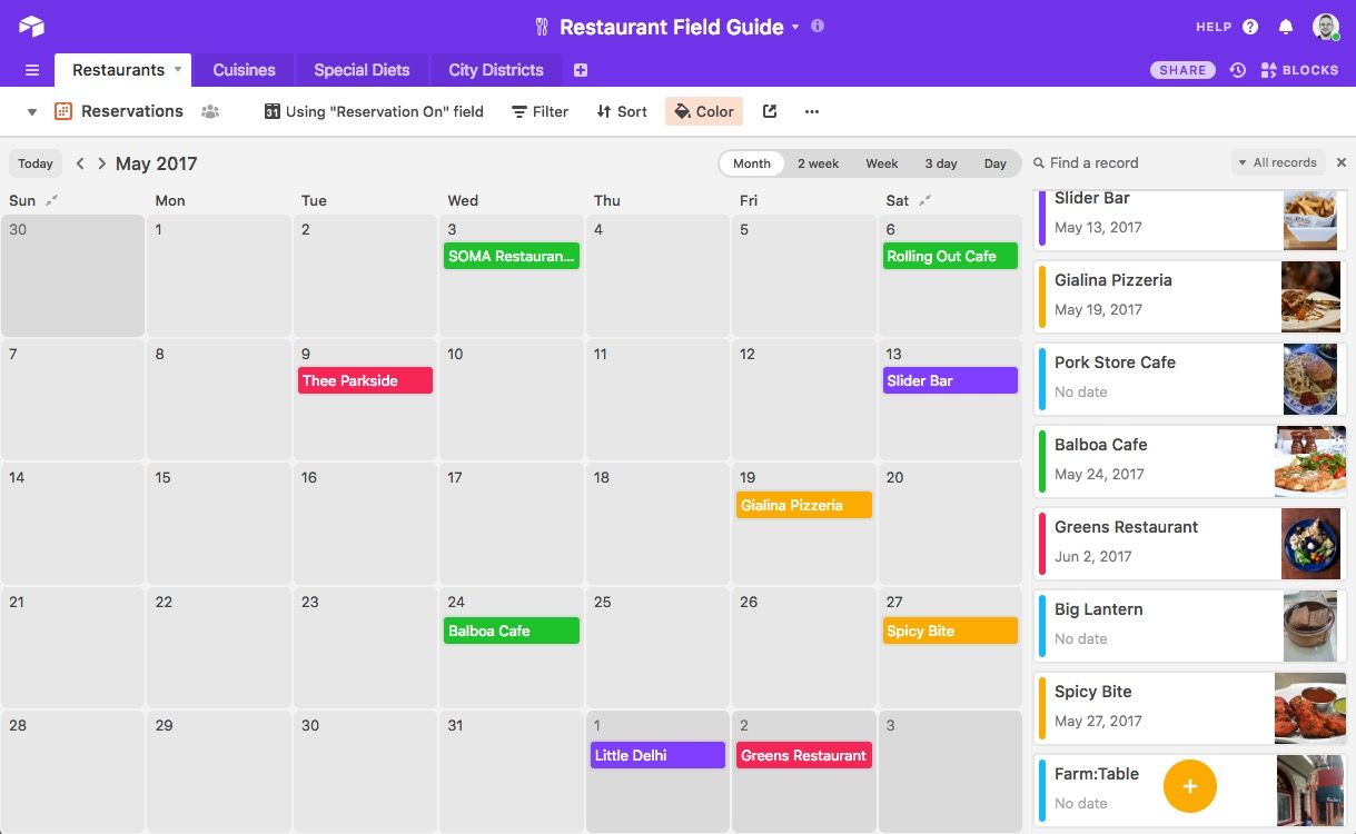 Integrate Airtable With Google Calendar Vacation Calendar