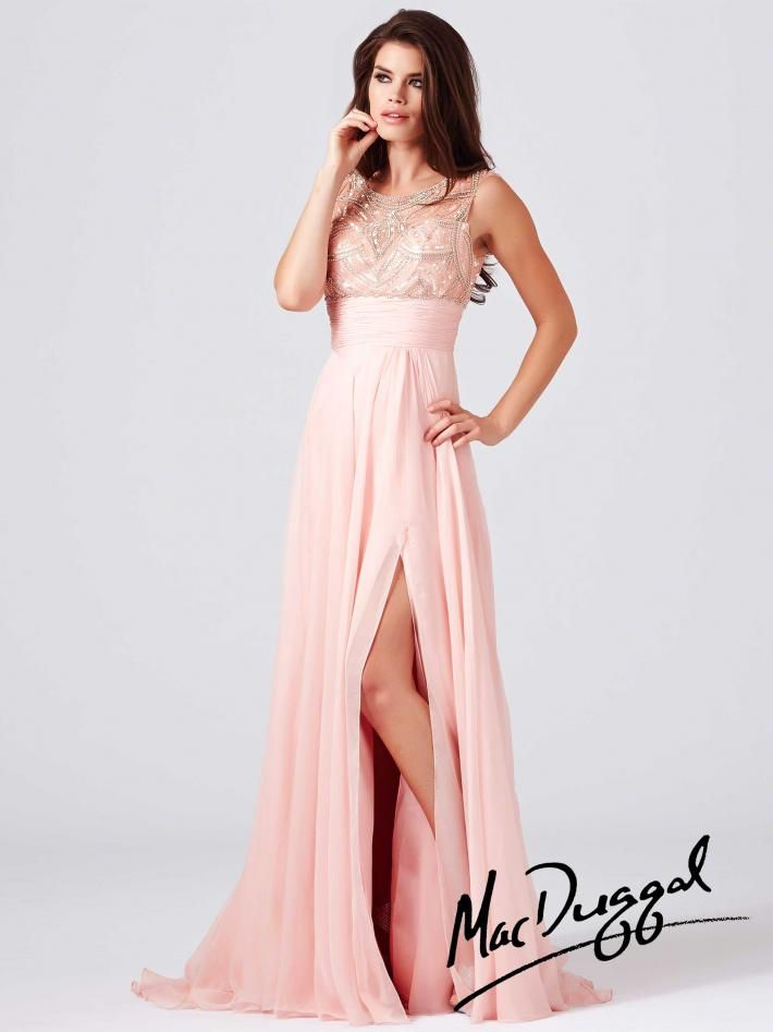 10abfb4902 Mac Duggal Prom Style 61392M now in stock at Bri Zan Couture