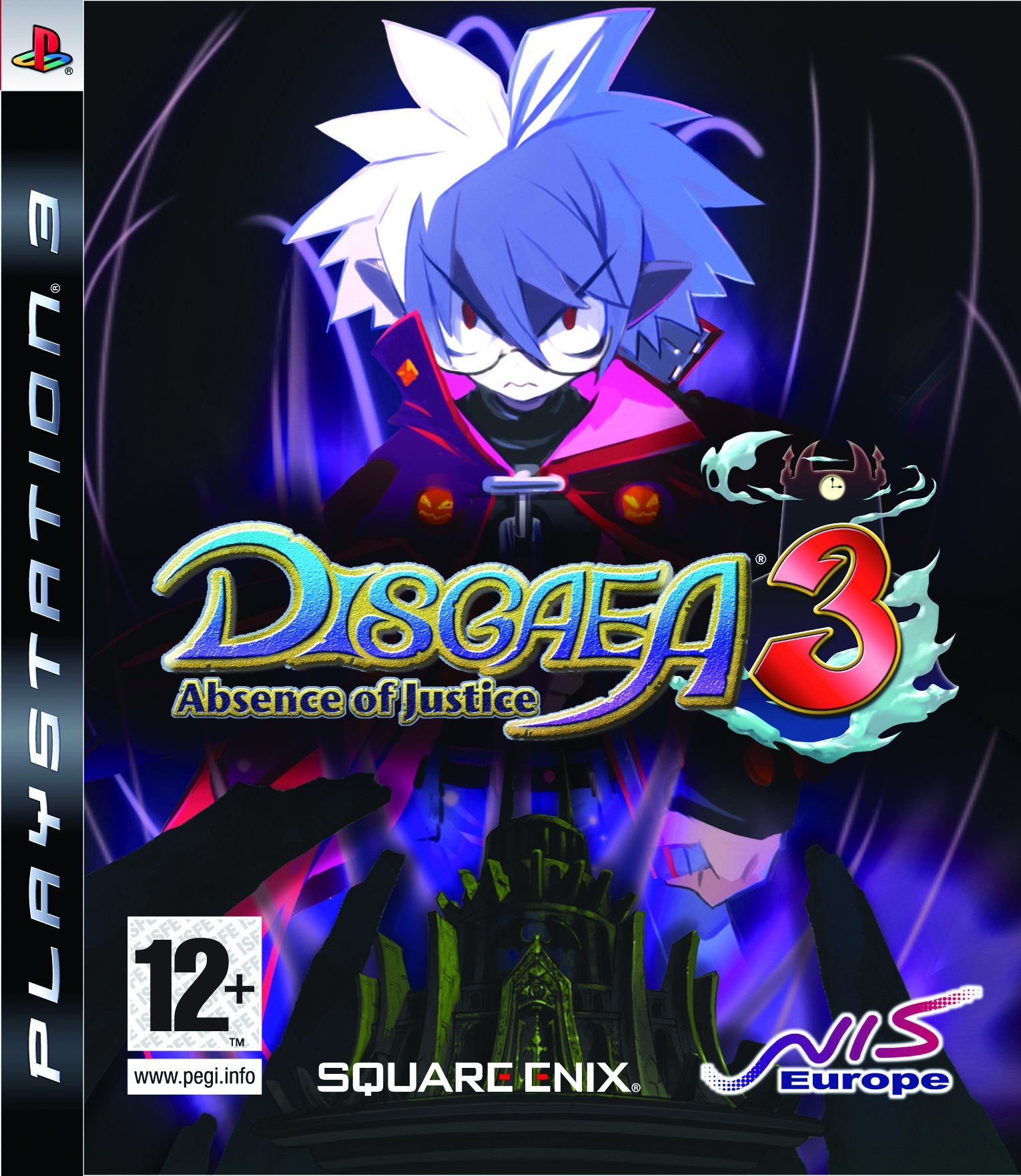 Disgaea 3 Absence of Justice (PS3) Disgaea, Playstation