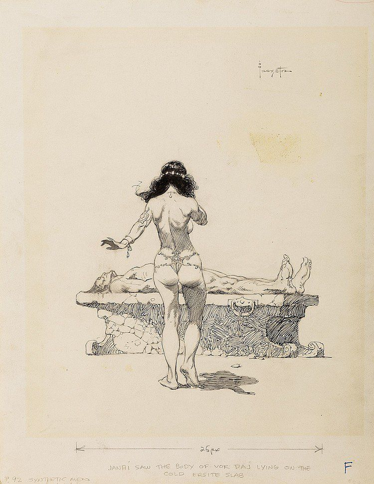 Frank Frazetta | Frazetta black & white | Pinterest | Illustration ...