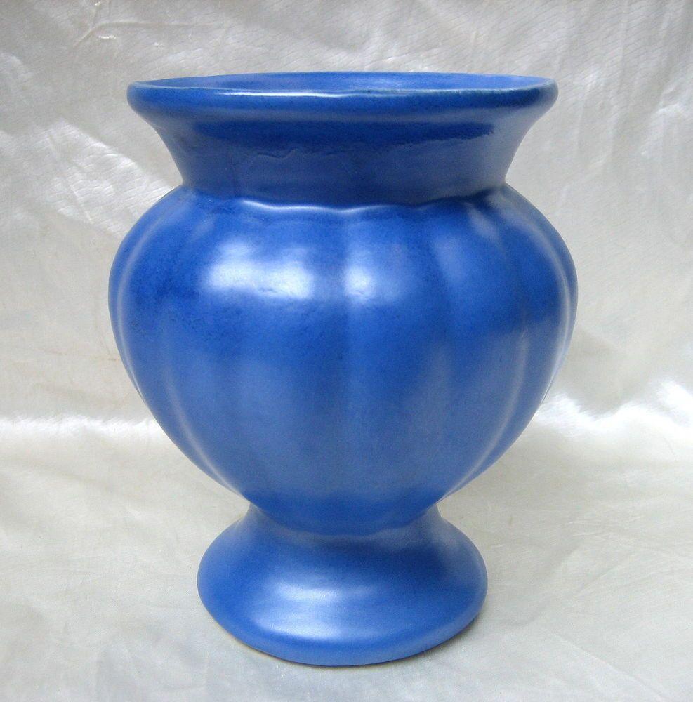 Vintage camark pottery vase in blue pottery vase pottery and vintage camark pottery vase in blue reviewsmspy