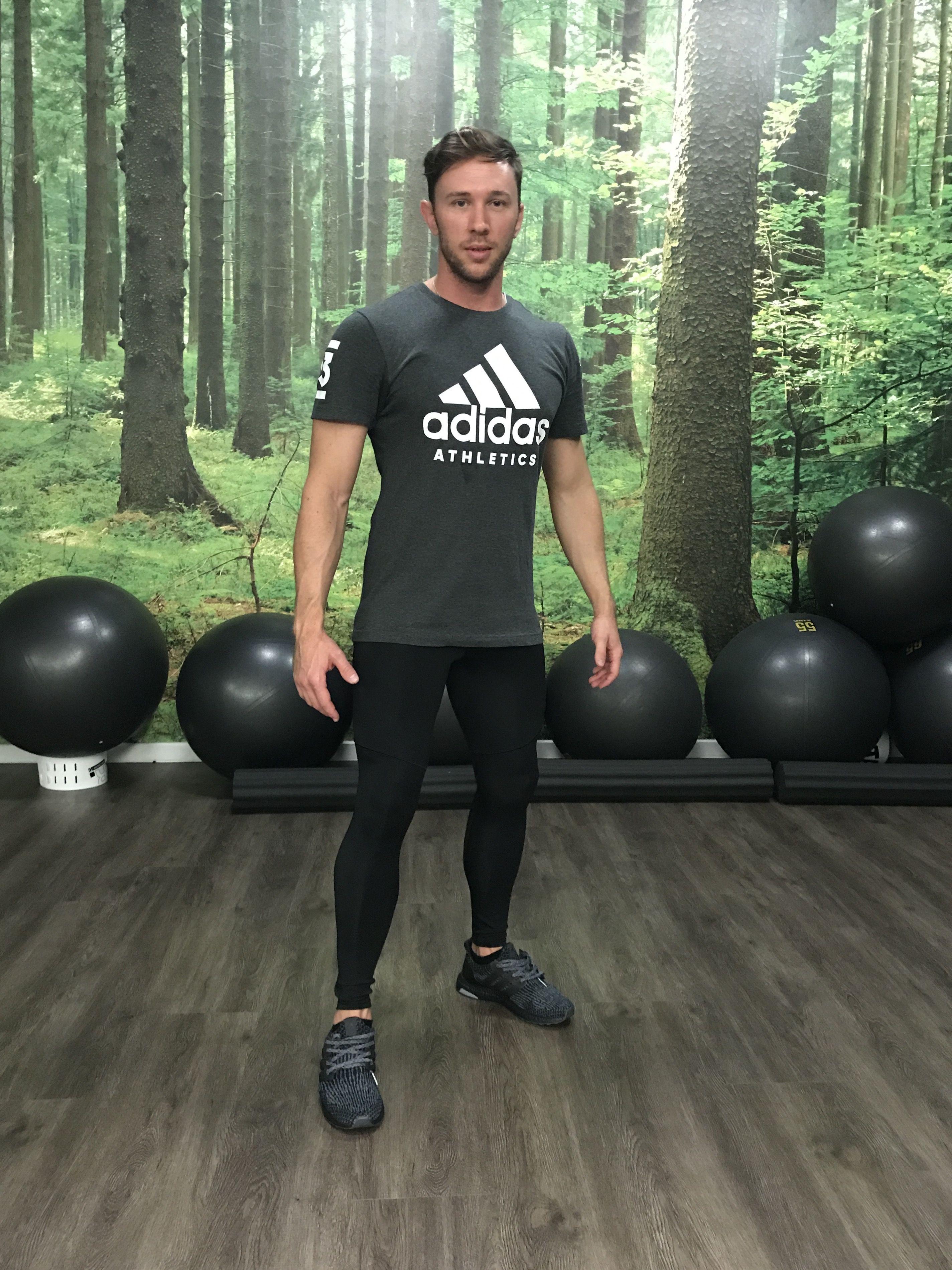 adidas ultra boost gym