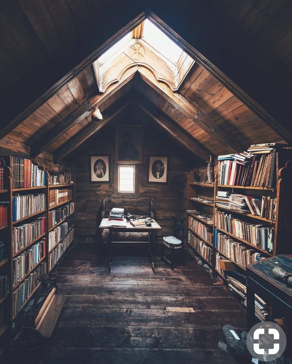 Reading Room Love This But It Needs A Comfy Couch Home Library Design Home Libraries Home Library