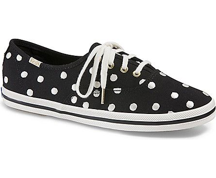 d0454c9de9a ... upper 4 eyelet lace up sneaker. KEDS X kate spade new york CHAMPION