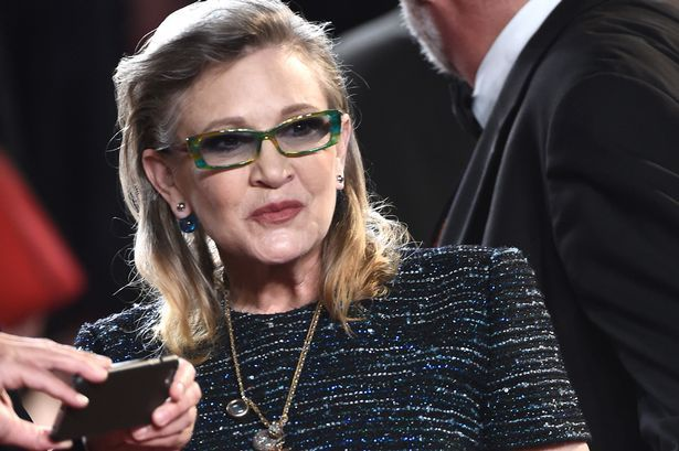 'Star Wars' actress Carrie Fisher dies at 60 , http://bostondesiconnection.com/star-wars-actress-carrie-fisher-dies-60/,  #'StarWars'actressCarrieFisherdiesat60