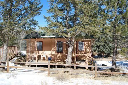 View Of Home   Anasazi   Estes Park   Rentals