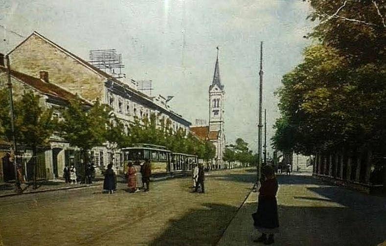 Zagreb 1915 Vlaska