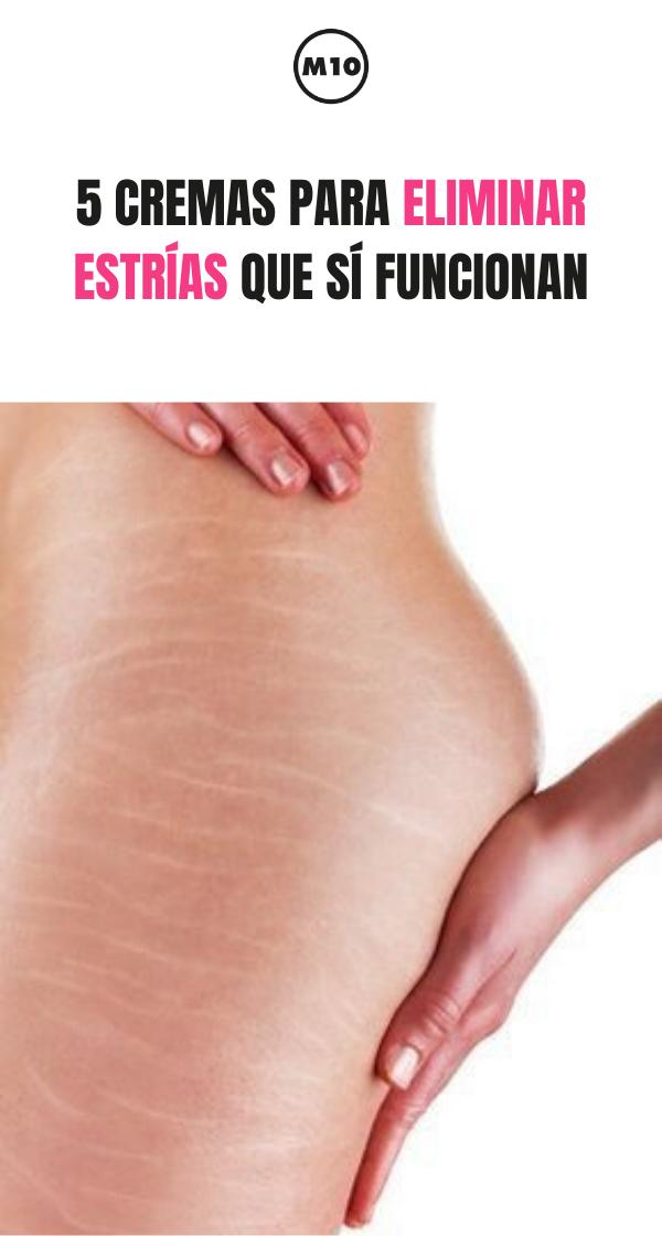 5 cremas para prevenir y eliminar estrías que SÍ funcionan