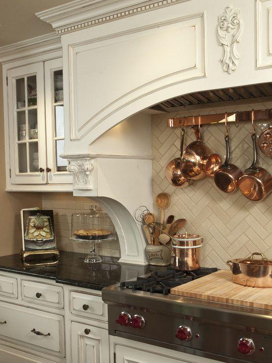 Warm Cozy Kitchen Renovation Historic Home Stove H