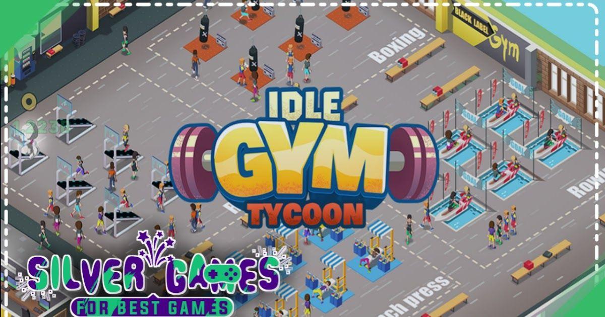 مرحبا فيكم متابعين سيلفر قيمز في شرح جديد وهو عن تحميل لعبةidle Fitness Gym Tycoonمهكرة للاندرويد كل ماعليك هو تحميل اللعبة اسفل ال Best Games Gym Workouts Gym