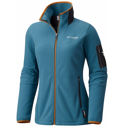 Debo Pass Jacket Columbia 0 2 Women's Que Titan Fleece Proyectos qUwUzf