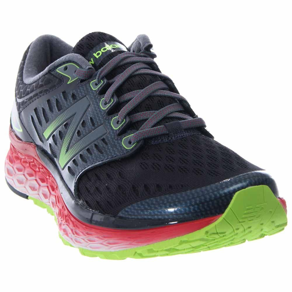 New Balance Mens M1080V6 Running Shoe BlackRed 9 D US * See