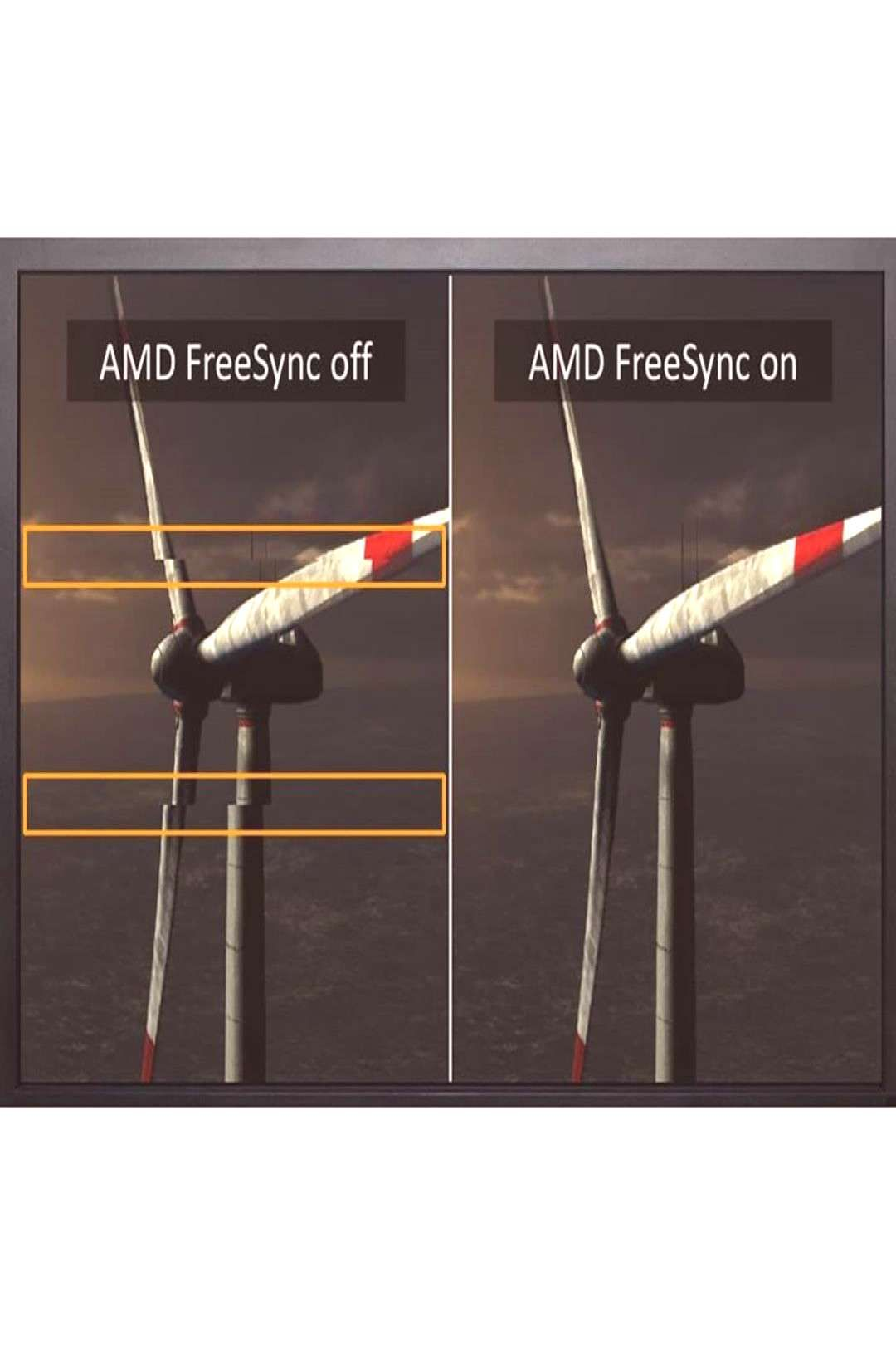 Freesync Monitor Text That Says Amd Off Text That Says Amd Freesync Off Amd Freesyncyou Can Find Monitor And More On Our Website Text In 2020 Amd Monitor Sync