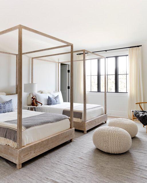 Bedroom Decor, Hamptons House, Home