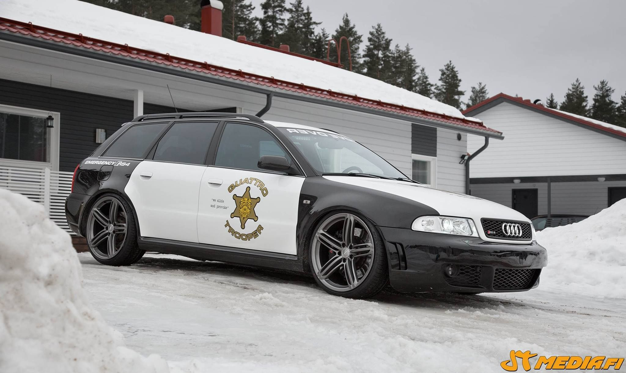 Quattro Trooper