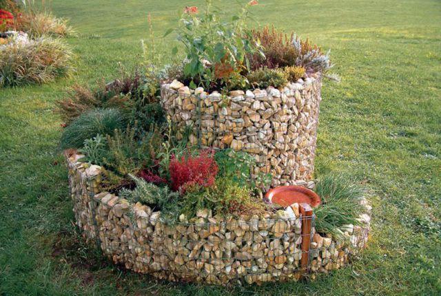 13 free garden design plans | Spiral garden, Garden design ...